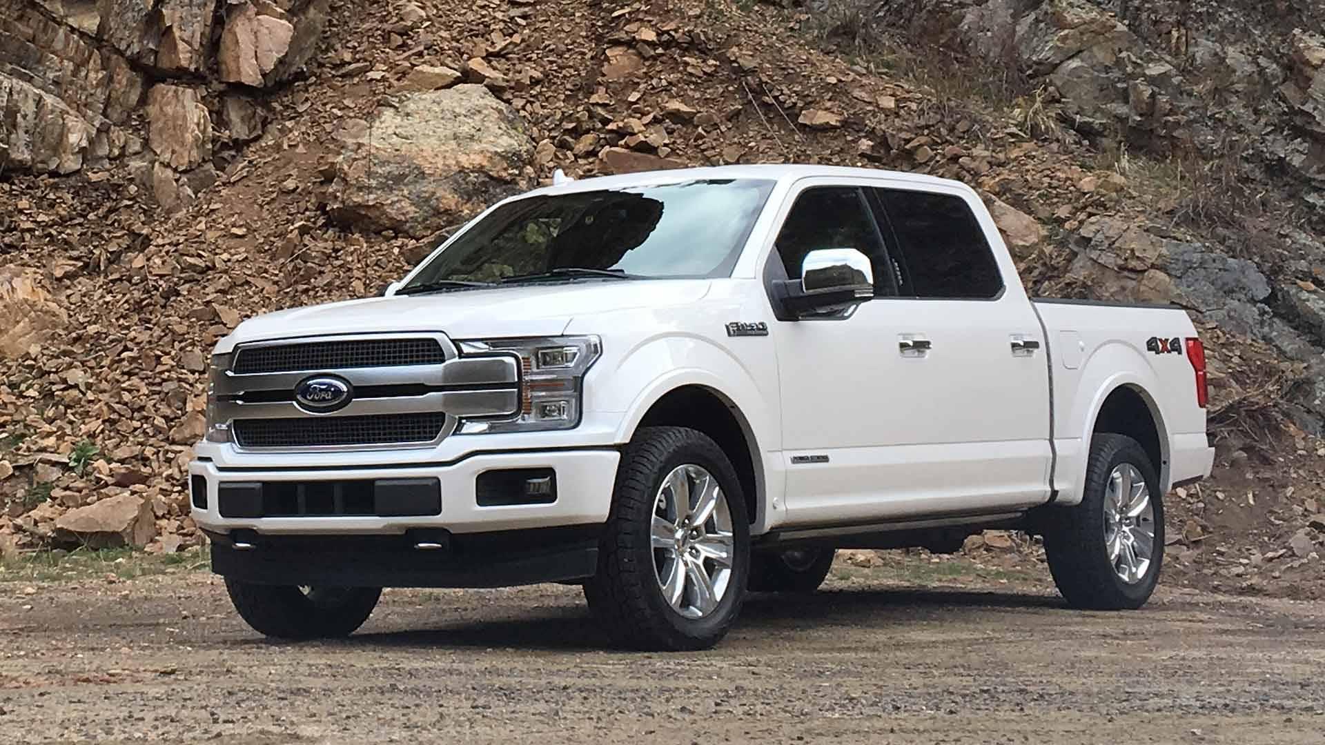 Ford f150 autonebula